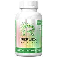 Reflex Acetyl L-Carnitine, 90 kapsúl - Spaľovač tukov