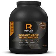 Reflex Instant Mass Heavy Weight, 2000g, Chocolate - Gainer