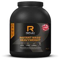 Reflex Instant Mass Heavy Weight, 2000g, Strawberry - Gainer