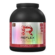 Reflex Natural Whey 2270g, Vanilla - Protein