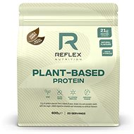Reflex Plant Based Protein, 600g, Cocoa & Caramel - Protein