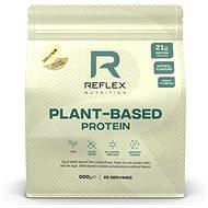 Reflex Plant Based Protein 600 g, vanilla bean - Proteín