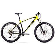 """ROMET TRAIL čierna - zelená veľkosť M / 17 """" - XC horský bicykel 27,5"""""""