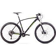 """ROMET MUSTANG 29 2 Black-Light Green veľkosť M/17"""" - XC horský bicykel 29"""""""