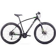 """ROMET RAMBLER 29 3 čierna – svetlo zelená veľkosť L/20"""" - Horský bicykel 29"""""""