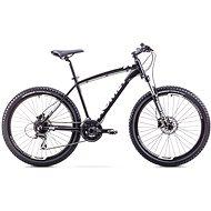 "ROMET RAMBLER 26 4 Black-White veľ. M/18"" - Horský bicykel 26"""