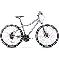 """ROMET ORKAN 3 D Grey veľ. S/15"""" - Dámsky crossový bicykel"""