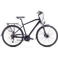 "ROMET WAGANT 6.0 Black veľkosť L/21"" - Trekingový bicykel"