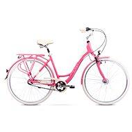 """ROME ART. DECO 3 Pink veľ. M/17"""" - Dámsky mestský bicykel"""