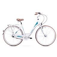 ROMET MODERNE 7 White - Dámsky mestský bicykel