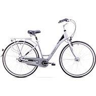 """ROMET MODERNE 7 Grey veľ. M/17"""" - Dámsky mestský bicykel"""