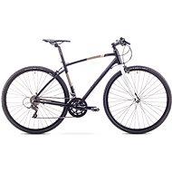 """ROMET MISTRAL CROSS Black veľkosť M/19"""" - Skladací bicykel"""