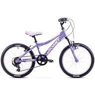 "ROMET JOLENE KID 20 Purple – Pink veľ. S/10"" - Detský bicykel 20"""