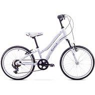 "ROMET CINDY 20 Grey - Detský bicykel 20"""