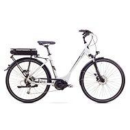 "ROMET E-BIKE ERC 100 D veľ. L/19"" - Elektrický dámsky trekingový bicykel"