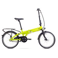 ROMET E-BIKE E-GEN F20 - Elektrický skladací bicykel