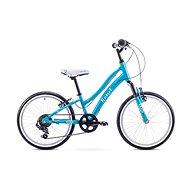 """ROMET CINDY 20 Blue - Detský bicykel 20"""""""