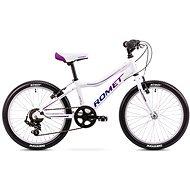 "ROMET JOLENE 20 KID 1 White - Detský bicykel 20"""