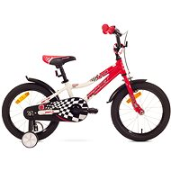 "ROMET SALTO G 16 red - Detský bicykel 16"""