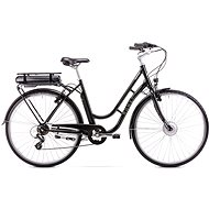"""Romet Legend E01 veľ. M/18"""" - Elektrický mestský bicykel"""