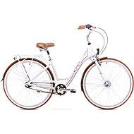 """ROMET MODERNE 7 size M/17"""" - Dámsky mestský bicykel"""