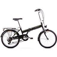 ROMET WIGRY 1 green - Skladací bicykel