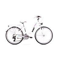"ROMET PANDA 24 white - Detský bicykel 24"""
