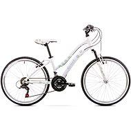 """ROMET BASIA 24 white - Children's bike 24"""""""