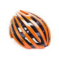 Romet 143 oranžová L - Prilba na bicykel