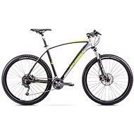 "ROMET MUSTANG 27,5 Black - Green vel. M/17"" - XC horský bicykel 27,5"""