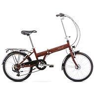 "ROMET WIGRY 1 - Skladací bicykel 20"""