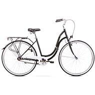 """ROMET ANGEL 26 3 veľkosť M/17"""" - Dámsky mestský bicykel"""