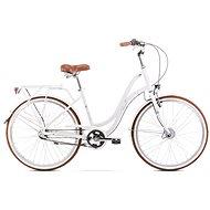 "ROMET POP ART 26 veľkosť M/17"" - Dámsky mestský bicykel"
