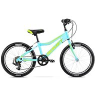 ROMET RAMBLER 20 KID 1 green - Detský bicykel