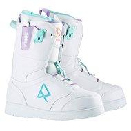 Topánky na snowboard Robla Dream White/Purple/Blue veľkosť 36 EU/230 mm