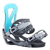 Robla D.I.Y. Gray/Blue veľ. L - Viazanie na snowboard