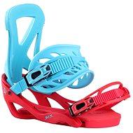 Robla D.I.Y. Red/Blue veľ. L - Viazanie na snowboard
