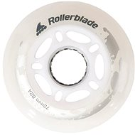 Rollerblade Moonbeams Led WH 72/82A (4PCS) white - Kolieska