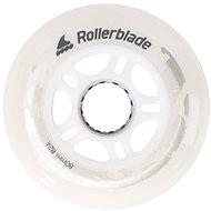 Rollerblade Moonbeams Led WH 80/82A (4PCS) white - Kolieska