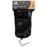 Rollerblade SKATE GEAR JUNIOR 3 PACK veľkosť XS - Chrániče