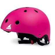 Rollerblade RB JR Helmet pink - Prilba na bicykel