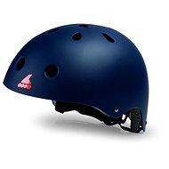 Rollerblade RB JR Helmet blue/orange - Prilba na bicykel