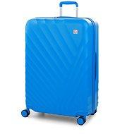 Modo by Roncato, RAINBOW, 76 cm, 4 kolieska, modrý - Cestovný kufor s TSA zámkom