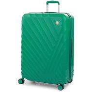Modo by Roncato, RAINBOW, 76 cm, 4 kolieska, zelený - Cestovný kufor s TSA zámkom