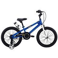 """RoyalBaby FREESTYLE modrá - Detský bicykel 18"""""""