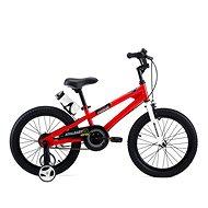 3fabebba9 RoyalBaby FREESTYLE červená - Detský bicykel 18