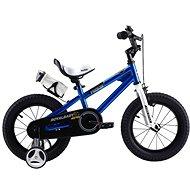 """RoyalBaby Freestyle 12"""" modrý - Detský bicykel"""