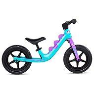 RoyalBaby Baby bouncer Dinosaur turquoise / purple - Balance Bike
