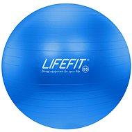 Lifefit anti-burst 55 cm, modrá - Gymnastická lopta