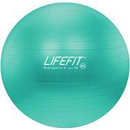 Lifefit anti-burst 65 cm, tyrkysová - Gymnastická lopta